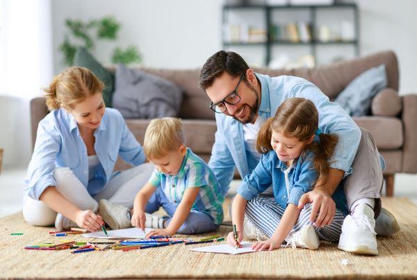 home schooling your kids